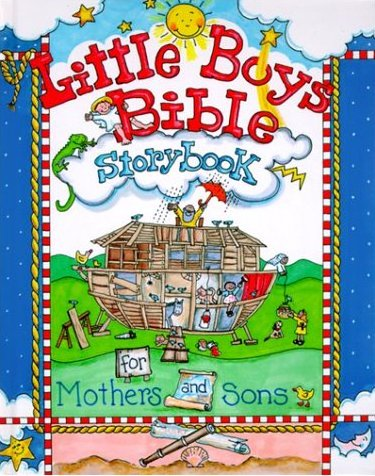little-boys-bible-storybook-for-mothers-and-sons-hardcover